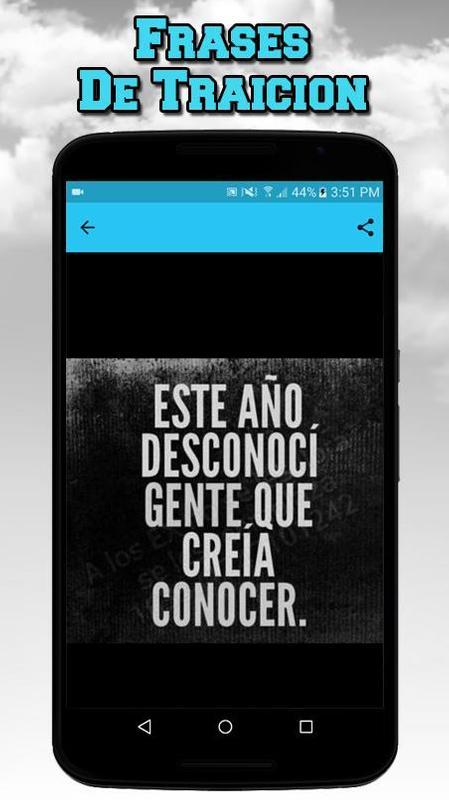 Frases De Traicion Con Imagenes For Android Apk Download