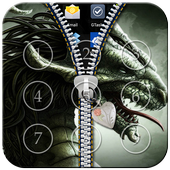 Dragon Zipper Lock icon