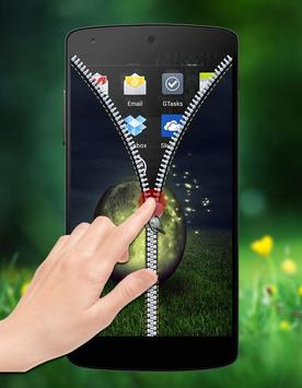 Fireflies Zipper Lock apk screenshot