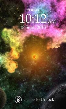 Galaxy Keypad Screen Lock apk screenshot
