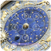 Horoscope Keypad Screen Lock icon