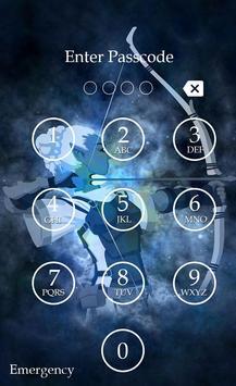 Horoscope Keypad Screen Lock screenshot 3