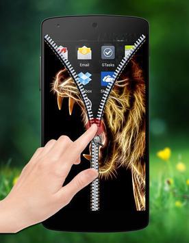 Horoscope Zipper Lock screenshot 3