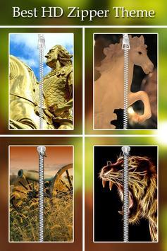 Horoscope Zipper Lock poster