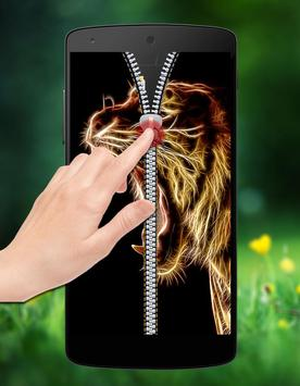 Horoscope Zipper Lock screenshot 2