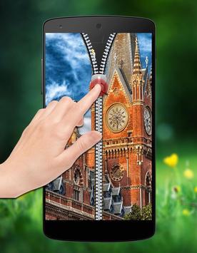 London Zipper Lock apk screenshot