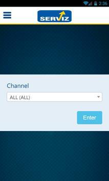 ServizApp screenshot 1