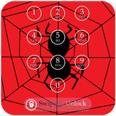 Spider Keypad Screen Lock icon