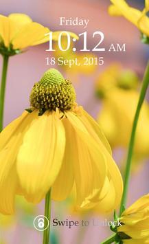 Summer Passcode Lock Screen poster