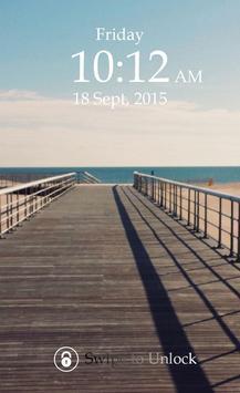 Summer Passcode Lock Screen apk screenshot