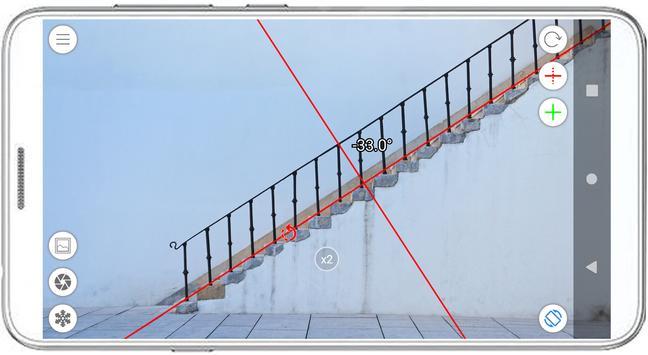 Laser level screenshot 4