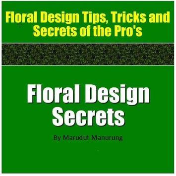 Floral Design Secret CH3 poster