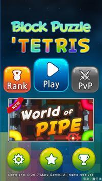 Block Puzzle Tetriss poster