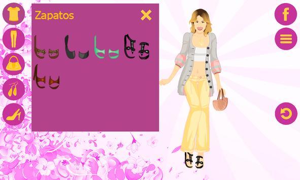 Dress Violetta screenshot 5