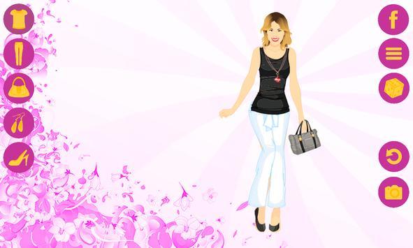 Dress Violetta screenshot 3