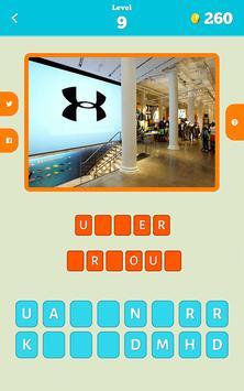 Brand Guess - Logo Quiz Game apk screenshot