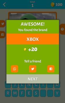 Find the Brand Screenshot 2