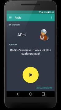 Radio Zawiercie poster