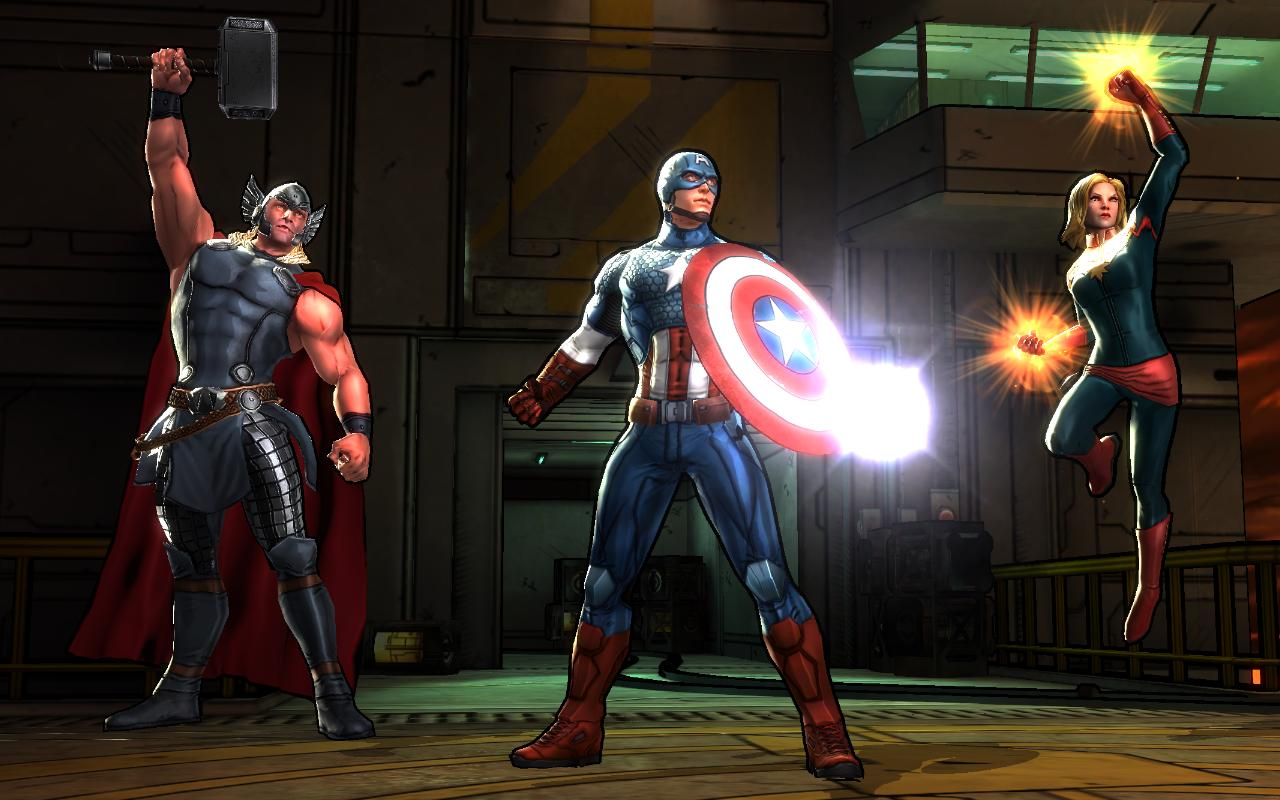 Marvel: Avengers Alliance 2 for Android - APK Download