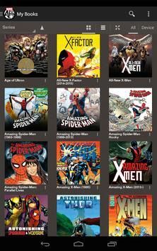 Marvel Comics screenshot 14