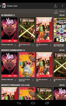 Marvel Comics apk screenshot