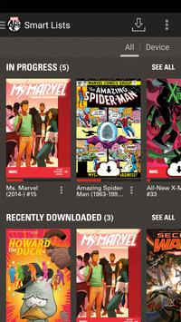 Marvel Comics apk 截圖