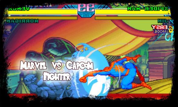 Clash SuperHeroes • Mavel vs Capcom screenshot 2