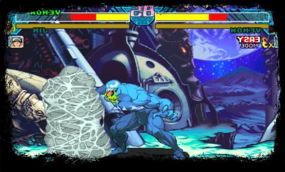 Clash of Heroes - Marvel vs Capcom poster