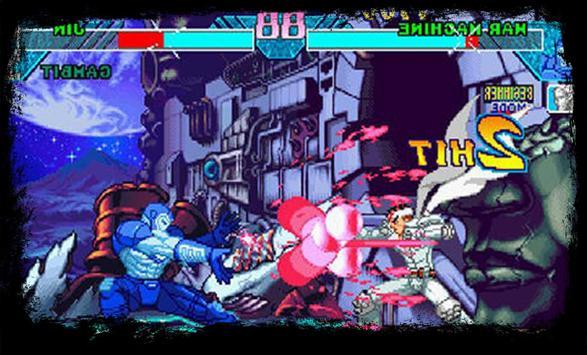 Clash of Heroes - Marvel vs Capcom screenshot 1