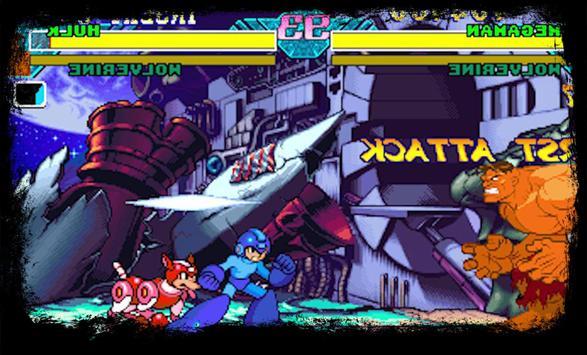 Clash of Heroes - Marvel vs Capcom screenshot 2