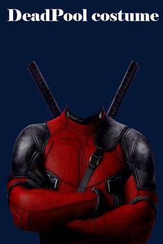 Super Hero & Villains photo Suit👔-marvlous Suits screenshot 1