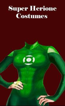 Super Hero & Villains photo Suit👔-marvlous Suits screenshot 3