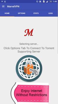 Marvel VPN Premium apk screenshot