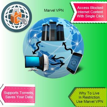 Marvel VPN Premium poster