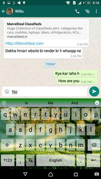 Transkey Translator Keyboard apk screenshot