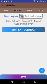 VPN Drive apk screenshot