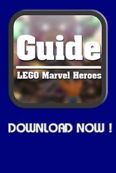 Guide for LEGO Marvel Heroes apk screenshot