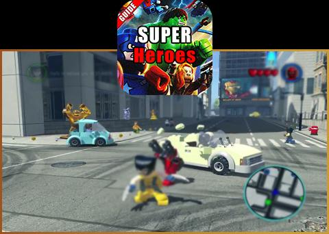 Cheats LEGO Marvel SuperHeroes for Android - APK Download