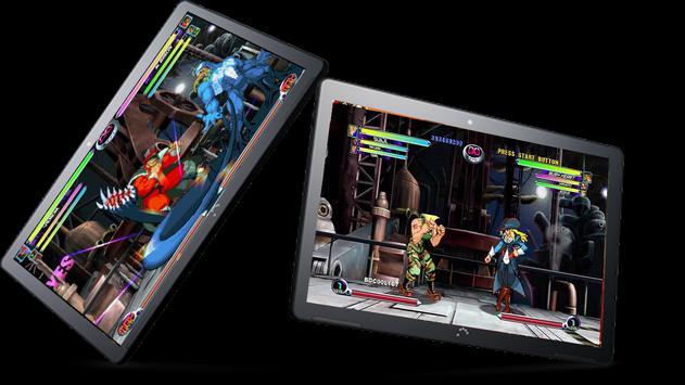 Cheats Marvel VS Capcom 2 poster