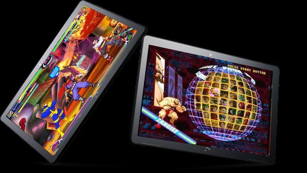 Cheats Marvel VS Capcom 2 screenshot 1