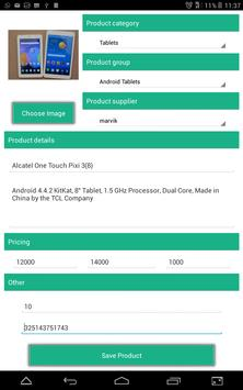 Point of Sale Android ERP screenshot 10