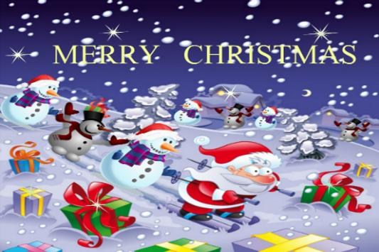 free christmas e cards to download
