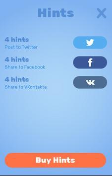 Word Search ~ World Capitals screenshot 4