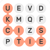 Word Search ~ UK Cities icon