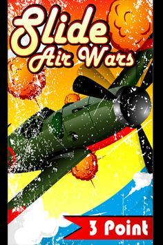 Slide Air Wars apk screenshot