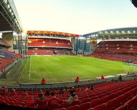 Parken Stadium Wallpapers apk screenshot
