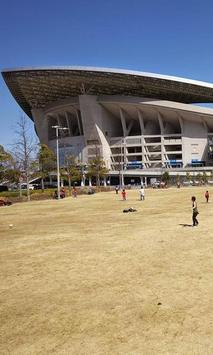 Saitama Stadium 2002 Wallpaper apk screenshot