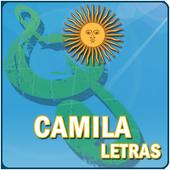 Letras De Camila icon