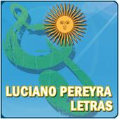 Letras De Luciano Pereyra icon