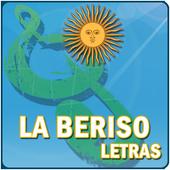 Letras De La Beriso icon
